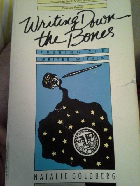 athalie goldberg - writing down the bones