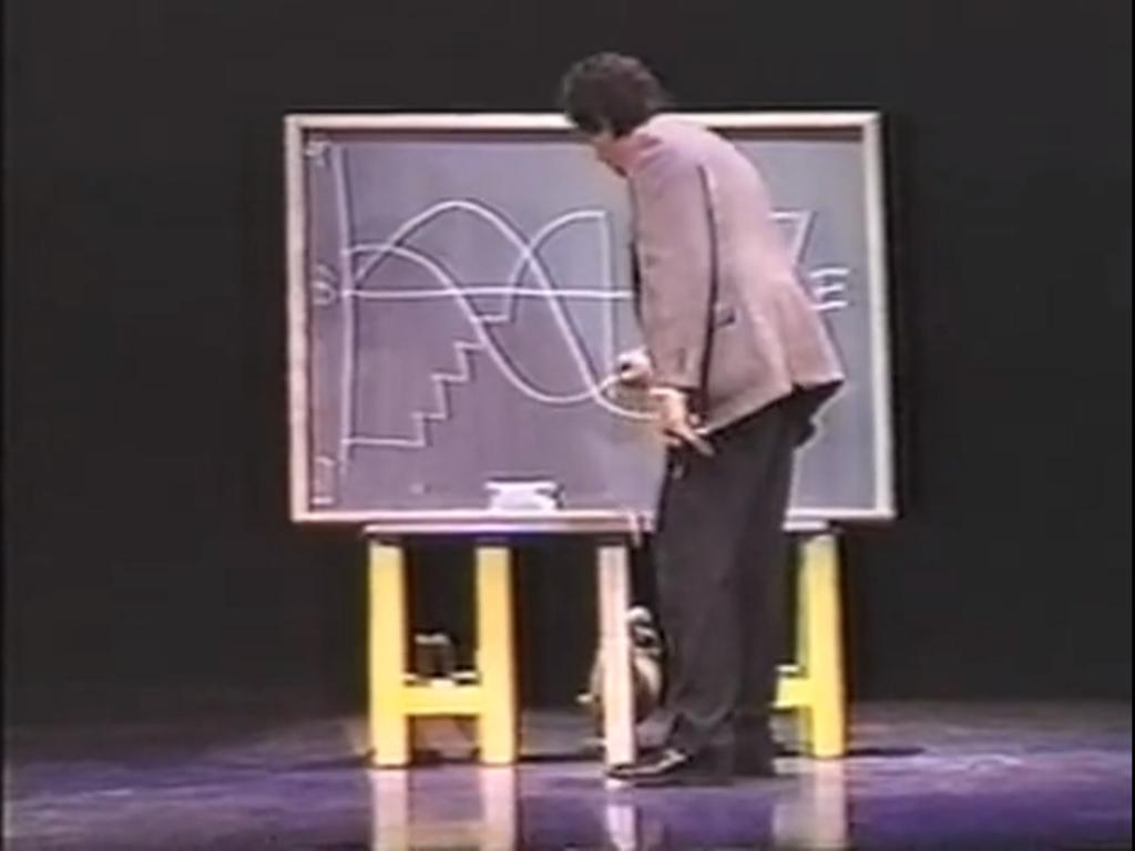Conférence de Kurt Vonnegut sur les formes des histoires