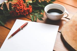 Cours d'écriture en ligne