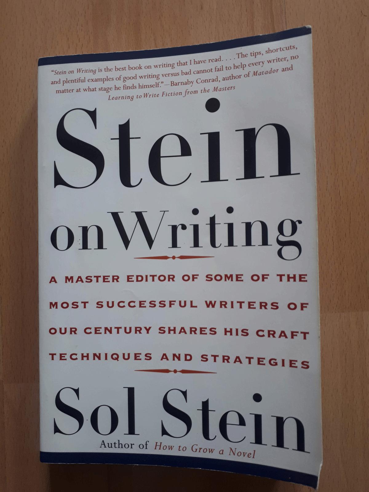 Sol Stein : La motivation dont vous avez besoin pour écrire un premier roman