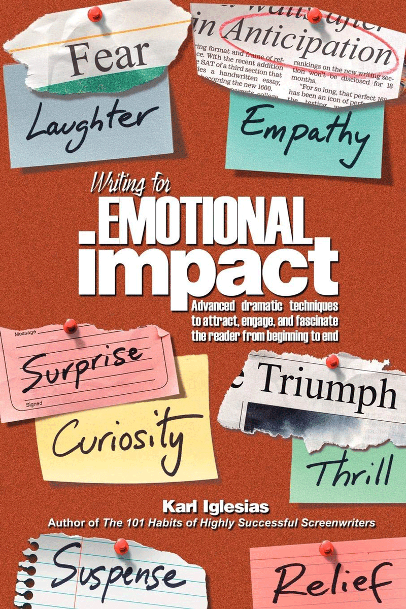 📚 Karl Iglesias – Writing for Emotional Impact